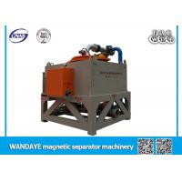 380AVC Magnetic Ore Separator , Automatic Magnetic Separators For Slurry