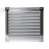 China Sun Control Extruded Aluminium Louvre Windows for Home / Building Decoration wholesale