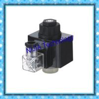 China YukenSolenoid Coil for Hydraulic Solenoid Directional Control Valve DSG-02-2B2L-LW-DC12V wholesale