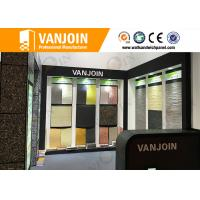 China Non - Slip Heat Insulation Soft Clay Ceramic Floor Tile / Outdoor Wall Tiles wholesale