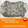 Rebuilt  Valve Body Assy 09K / 09G / TF62SN 6 Speed Valvebody