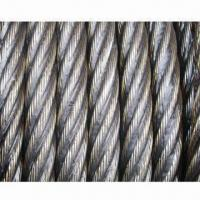 China Special Steel Wire Rope with 6.0 to 40.0mm Diameter on sale