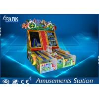 China Indoor Mini Bowling Amusement Game Machines Indoor Arcade Game With 42 Inch LCD wholesale