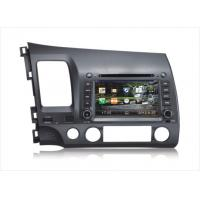 China Civic 7 inches Automobile DVD Players Navigation with Bluetooth on sale