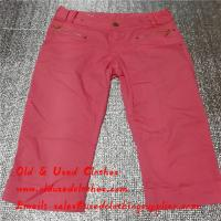 Buy cheap Top Grade Fashion Used Female Clothing Second Hand Jeans For Men And Women from wholesalers