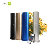 China 130ml Perfume Oil Cylinder Aromatherapy Oil Diffuser Aroma Small Machine With Fragrance Oil wholesale