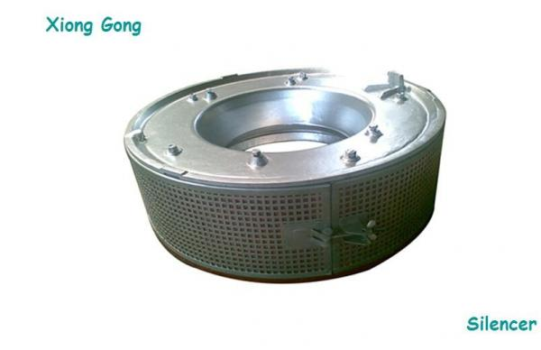 Quality IHI/MAN Martine Turbocharger Silencer NA/TCA Series for Ship Diesel Engine for sale