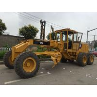 China Used cat 12H grader for sale, used grader caterpillar 12h wholesale