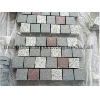 China Natural Granite Paving Stone Tiles for Garden / Patio / Walkway / Driverway / Landscape on sale