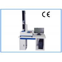 China Automatic Electronic Tensile Strength Testing Machine High Speed 50~500mm / Min on sale