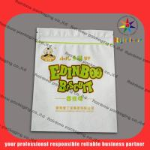 China Custom PET / AL / PE  Printing Mylar Snack Bag Packaging With Colorful Printing wholesale