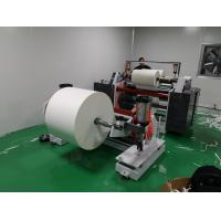 China High speed strip splitter with center surface coiling cutting machine on sale