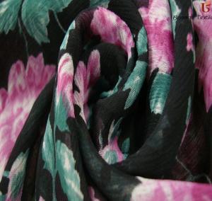 China Chiffon Fabric/Printed Chiffon Fabric/Polyester Chiffon Fabric wholesale