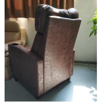 Quality K13# modern antique pu leather armchair, club chair, office chair, living room for sale