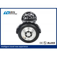 China 10 Inch Smart 2 Wheel Self Balancing Electric Scooter For Entertainment wholesale