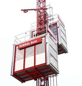 China 200m Normal building construction passenger hoist elevator 8T  lifting equipment on sale