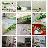 Portable Steam Cleaner Mop 12 In 1 Auto Pump Operation 20secs Heating Time