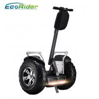 China 2 Wheel Segway Scooter With Double Battery / Two Wheel Self Balancing Electric Scooter on sale