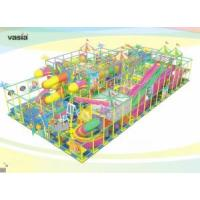 China CE Standard Happy Indoor Playground Equipment (VS1-081009-200A-09) wholesale