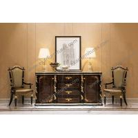 Buy cheap 4 Drawer Sideboard For Living Room Antique Solid Wood Sideboard from wholesalers
