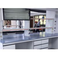 China University Lab Epoxy Resin Countertops and Sinks With Monolithic Material wholesale