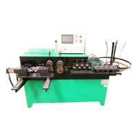 China Plane Wire Straightening Cutting Machine Energy Saving Contious Working wholesale
