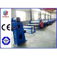 China 1200mm-2400mm Tape Width Conveyor Belt Forming Machine Reciprocating Working Mode wholesale