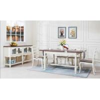 China Painting Finising Contemporary Dining Room Furniture Solid Wooden Wine Cabinet wholesale