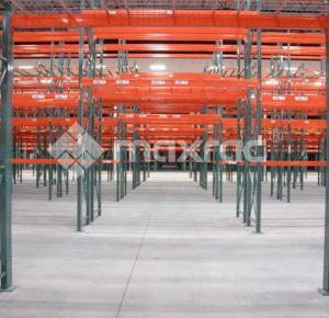 China Teardrop Pallet Racking,Warehouse Racking,Warehouse Pallet Racking on sale