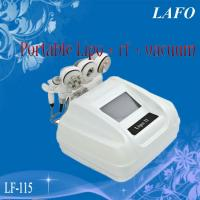 China 5 in 1 Vacuum RF Lipo Cavitation Machine wholesale
