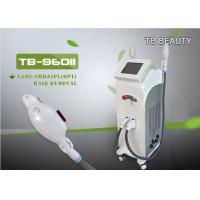 SHR IPL Epilator Machine For Elight Hair Removal , Vascular Removal 2000W