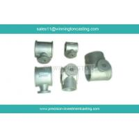 China Industrial Valve Body Casting Stainless Steel With Electro Polishing And Ball Blasting wholesale