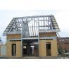 China Prefabricated Single Floor Light Steel Gauge House With Wall Board wholesale