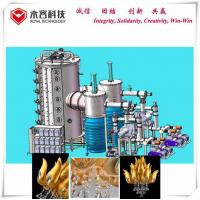Buy cheap Arc Vacuum Plating Equipment For Crystal Chandelier / Golden Lotus Chandelier from wholesalers