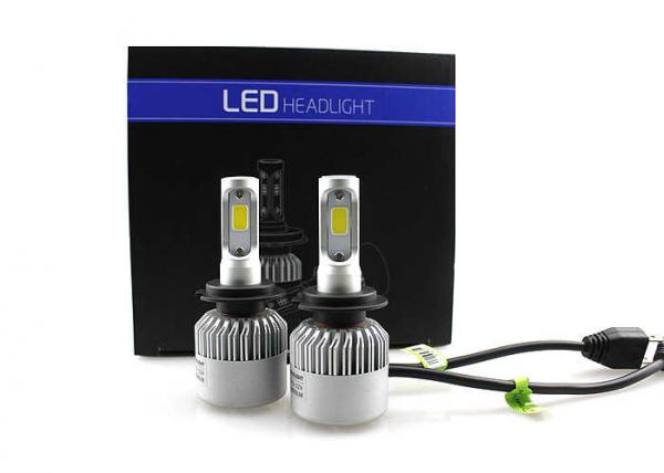 Quality 6500K 36 Watt 4000LM COB S2 Led Headlight Replacement For Auto for sale