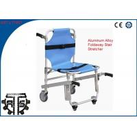 China Folding Emergency Stair Chair Aluminum Patient Transfer Stretcher wholesale