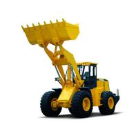 China 5000KG LW500E Earthmoving Machinery Wheel Loader With double pump interflow wholesale