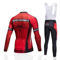 China Colorful Long Sleeve Cycling Jersey, Custom Cycling ApparelEmbroidery Logo on sale