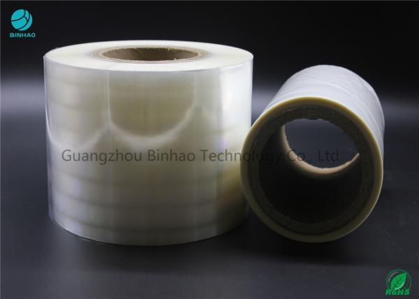 Quality 20 Mic Gloss Heat - Seal Bopp Film Corona Treated High Transparency And 5% Shrinkage Rate for sale