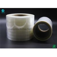 China 20 Mic Gloss Heat - Seal Bopp Film Corona Treated High Transparency And 5% Shrinkage Rate wholesale