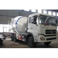 China 2015 NEW 10m3 concrete mixer 6 wheel concrete truck mixer. concrete transit mixer wholesale