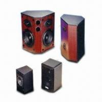 China Two-/Three-Way Speaker Cabinets, Comes in Various Sizes wholesale