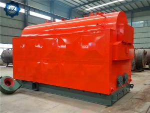 China 4000 Kg/H Coal Fired Industrial Steam Boilers For Carbonated Beverage Production Line wholesale