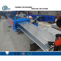 China Aluminium Profile Corrugated Roll Forming Machine High Speed For Construction wholesale