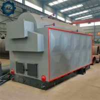 China Industrial Energy Saving Wood Pellet Coal Fired Steam Boiler For Building Materials Factory wholesale