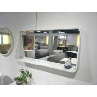 China Indoor Bathroom Mirror With LED Lights Easy To Install Hotel Use on sale