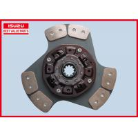 China Metal Material ISUZU Clutch Disc For FVR Transmission ZF9S1110 1876101430 wholesale