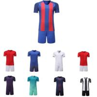 China custom colorful china guangzhou cheap football teams t shirts wholesale sublimated blank soccer jersey on sale