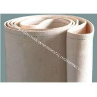 China Polyester Aeration Canvas Air Slide Belt Abrasion Resistance For Powder Transportation wholesale