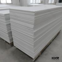 China High quality wholesale E018mm standard plywood packing kkr 12mm solid surface sheet acrylic solid surface wholesale